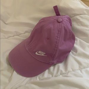Nike Pink/Purple Hat